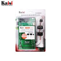Kaisi K-9202 Battery Charging Activation Test Fixture for iPad iPhone X 8G 7G 6s OPPO Logic Board Circuit Current Testing Cable