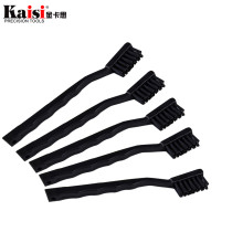 5pcs/lot Anti Static Brush ESD Safe Synthenic Fiber Details Cleaning Brush Tool For Mobile Phone Tablet PCB BGA Repair Work