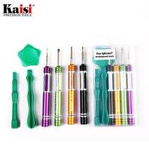 Kaisi precision hardware screwdriver apple iPhone 7 magnetic screwdriver 7 piece