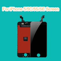 For iPhone 5 5G 5C 5S SE LCD Screen Digitizer Assembly with Touch Screen Digitizer Assembly Replacement