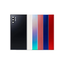 For Samsung Galaxy Note 10 10 Plus Back Door Battery Housing With Sticker