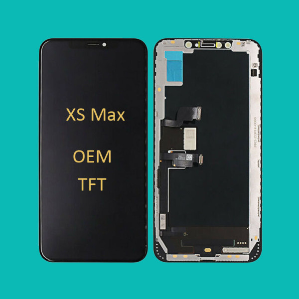 For iPhone  Xs Max LCD Screen Digitizer Assembly OEM TFT Replacement