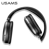 Wireless Earphones Stereo Wireless Bluetooth Headset Portable Cordless Headphone support FM Radio TF Card with MIC for Phone