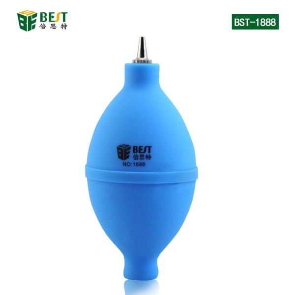 BST-1888 Rubber Air Dust Blower Mini Pump Cleaner for Camera Lens Cleaning,Mobile Phone Tablet Circuits Clean Repair Tool