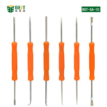 BGA 6 in 1 Repair Tools Set Professional Steel Solder Assist Disassembly Tools SA-10