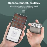 Silicone Cases for Airpods1 2nd Luxury Protective Earphone Cover Case for Apple Airpods Case 1&2 Shockproof Sleeve