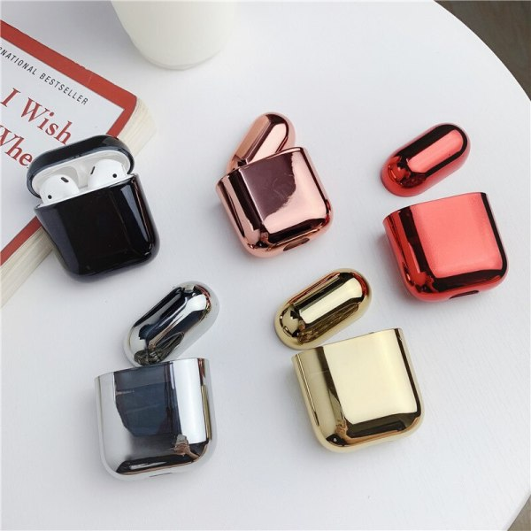 For Apple AirPods 1/2 TPU Silicone Bluetooth Wireless Earphone Cases Protective Cover For Air pods Charging Box Headset Case