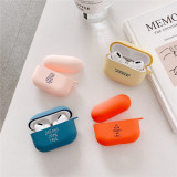 TPU Cover Case For apple Airpods Pro Case sticker Bluetooth Case for airpod 3 For Air Pods 3 Earphone Accessories skin