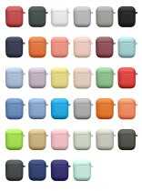 Earphone Cases For Apple Airpods 1/2 Protective Bluetooth Wireless Earphone Cover For Apple Air Pods Charging Box Bags