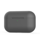 Soft Silicone Case For Apple AirPods Pro 2019 Wireless Bluetooth Earphone Protective Cover Bag Headset Shockproof Case Box