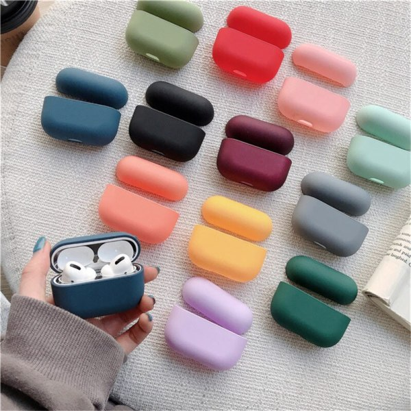Bluetooth Wireless Earphone Case For Apple AirPods Pro 3 Protective Cases Skin Accessories For Airpods Shockproof Charging Box