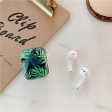 Simple Banana Leaf Cases For Apple Airpods Pro 1/2 Protective Bluetooth Wireless Earphone Cover For AirPods Charging Box Bags