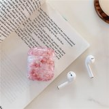 Colorful Shell Texture Earphone Case For AirPods 1 2 Case Cute Soft Solid Color Protective Cover for AirPod Airpods 2 Coque