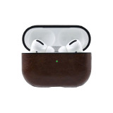 Leather Case Protective Cover for Apple Airpods pro TWS Bluetooth Earphone Protect Cover For Airpods Protective Cases