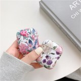 Colorful Shell Texture Earphone Case For AirPods Pro 1/2 Cases Cute Soft flower Protective Cover for AirPod Air Pods Case