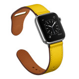 Genuine Leather Strap For Apple watch band 5 4 40mm 44mm Smart watch Strap High-grade leather For Iwatch 3 2 1 38mm 40mm Bands