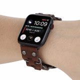 Genuine Leather strap For Apple watch series 5 4 40mm 44mm watchband For iWatch 3 2 1 38mm 42mm Bracelet Loop Blet watch Strap