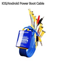 For Android IOS Power Boot Control line Android IOS Phone Test Power Supply Cable for iphone Huawei Xiaomi Samsung