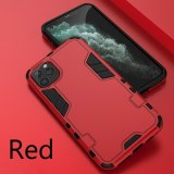Luxury Man Tough Armor Shockproof Case for iPhone X XR XS 11 Pro Max Matte Phone Cover for iPhone 8 7 6 6s Plus Coque
