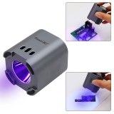 Qianli UV Lamp Smartphone Repair Glue Curing Lamp BGA Motherboard LCD Green Oil Curing Lamp UV Glue Optical Glue Curing Tool