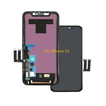 For iPhone 11 LCD Screen OEM Screen With Touch Digitizer Display Dropshipping Digi Assembly Repair Fix Replacement