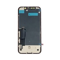 For iPhone XR LCD Screen OEM with Metal Touch Screen Digitizer Display TFT Tianma Dropshipping Touch Digi Assembly Replacement