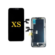 For iPhone XS Soft OLED LCD JK JKXs Flexible Screen Incell TFT Touch Screen Display With Touch Digitizer Assembly Dropshipping