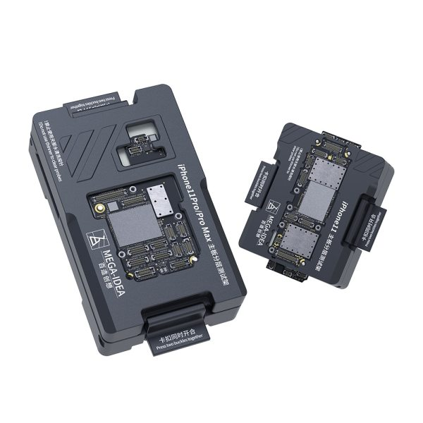 Qianli Mega idea motherboard/Logicboard Test Fixture Holder for iPhone 11/11 PRO MAX XS MAX X middle Frame Logic Board Tester