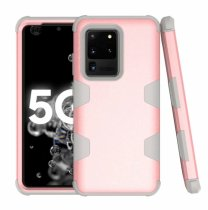 360 Full Armor Phone Case For Samsung Galaxy S20 Ultra S10 Plus Note 9 S9 PC Silicone Anti-knock Cover Note 8 S8 Shockproof Case