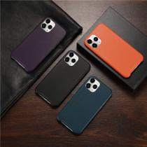 PU Leather Phone Case For iPhone 12 Pro Max 5.4 6.1 6.7 inch Shockproof Back Cover