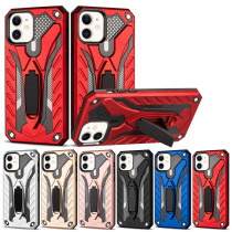 Shockproof Armor CaseFor iPhone 12 11 Pro Max Case Phone Anti-fall Luxury Silicon
