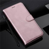 Flip Wallet Case For iPhone For iPhone 12 Pro Max Case 5.4 6.1 6.7 Cover PU + Card Holder