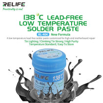 138 ° C low temperature solder paste For high-end motherboard repair 40g RL404