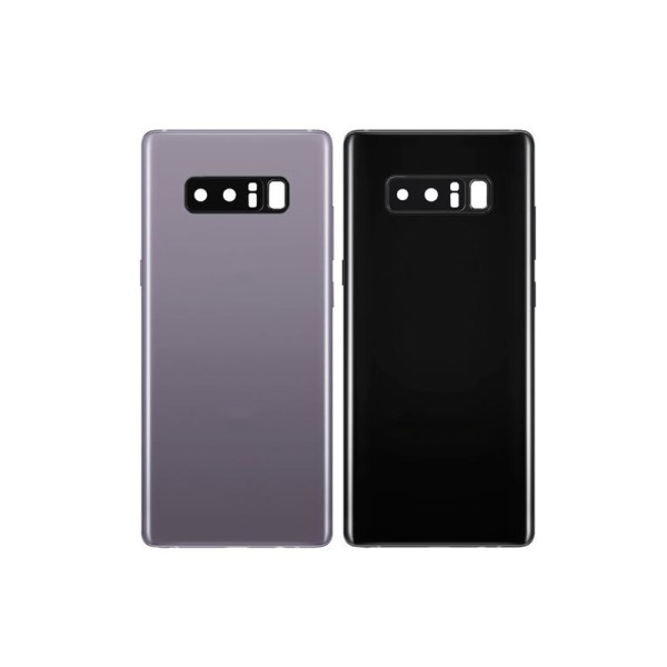 For Samsung Galaxy Note 8 Back Door Battery Housing With Sticker