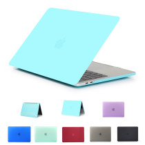Matte PC Case For Apple Macbook Air Pro Retina 11 12 13 15 inch Laptop Cover For Macbook pro 13 Case New Air 13 A1932 A2289 A2251 A2179 Bag Shell
