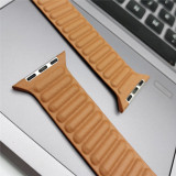Strap For Apple Watch 6 Band 42mm 38mm Leather Loop Watchband Bracelet Belt Iwatch Series 6 5 4 40 44 Mm Bands Accessorie