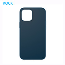 ROCK Liquid Silicone Case for iPhone 12 Pro Max 12 Pro Cover Thin Soft Shockproof Case Protector Cover