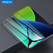 ROCK Anti Blue Light Tempered Glass for iPhone 12 Mini 12 Screen Protector 3D Full Cover Protective Film for iPhone 12 Pro Max