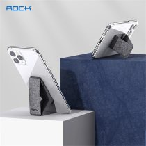 ROCK Phone Tablet Laptop Desktop Stand Holder For iPhone Samsung Huawei Xiaomi Oneplus iPad Invisible Magnetic Foldable Stand