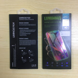 Luminous Protective Glass on iPhone 7 8 6s Plus X XS 11 Pro Max XR Screen Protector Tempered Glass For iphone 11 Pro Max glass