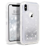 Quicksand Case For iphone 11 12 pro Max X Xs Max 7 8 6 6s Plus Case For iPhone XR Cases Cover TPU Glitter Bling Liquid Hard Protect