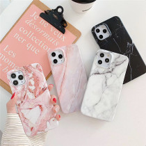 Marble Case For iPhone 11 11Pro Max XS MAX XR X for iphone 7 8 6 6s Plus Soft TPU Silicone Full Cover