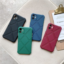 Anti-fall Armor Phone Case For iPhone 12 12Pro Max 12Mini 11 Pro Max X Xs Max Xr SE2 7 8 Plus Back Cover TPU Case