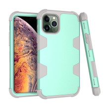 360 Shockproof full Protect Cover Hybrid TPU+ Rubber Hard Rugged Armor Phone Case For iPhone 12 Pro 11 XR 7 8 Plus X XS Max