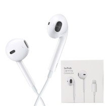 3.5mm Plug & Lightning In-ear Earphones Headset For iPhone/iPad Android Apple Earpods