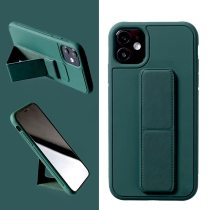 Luxury Wrist Strap Case For iPhone 12 11 Pro Max Mini XS X XS XR 7 8 6 6S Plus iPhone8 iPhone7 iPhon With Sit Stand Holder Cover