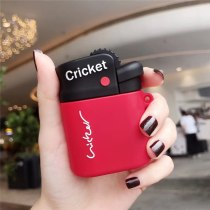 3D Cigarette Lighter Cartoon Soft Silicone Cases For Apple Airpod 2 Case Cute Cover