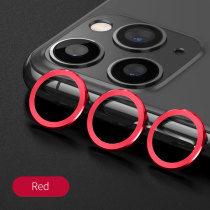 360 Full Body Metal Ring Protector for IPhone 11 Back Camera Lens Screen Protective Cover Case for IPhone 11 Pro Max