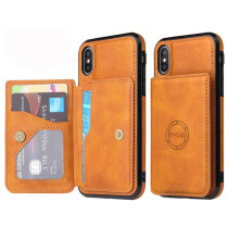Magnetic Wallet Case For iPhone 11 Pro Max 12 Mini 12Pro Cover Luxury Leather Flip Phone Case