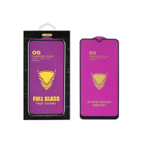 For Samsung Galaxy A20 OG High Quality Big Curved Tempered Glass